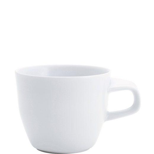 Kahla Cappuccinotasse »Elixyr 0,25 l«, Porzellan, Made in Germany