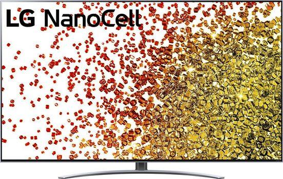 LG 75NANO889PB LCD-LED Fernseher (189 cm/75 Zoll, 4K Ultra HD, Smart-TV, (bis zu 120Hz), Local Dimming, α7 Gen4 4K AI-Prozessor, Sprachassistenten, HDMI 2.1)