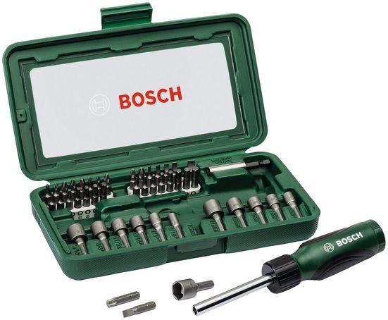 BOSCH Bit-Set »Bosch«, 46-St.