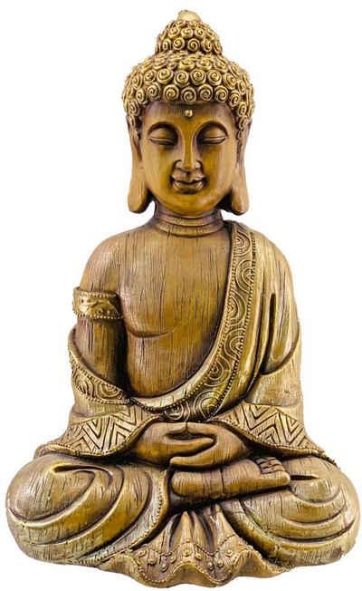 Heim INTERIOR & SEASONAL DESIGN Buddhafigur (1 Stück)
