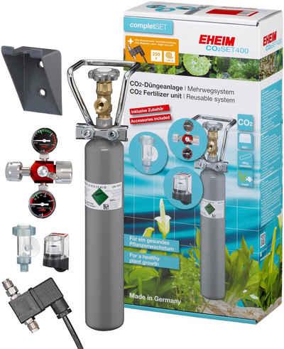 EHEIM Aquariumpflege »CO2-Düngeanlagen-Set 400«, (Set), Mehrwegsystem