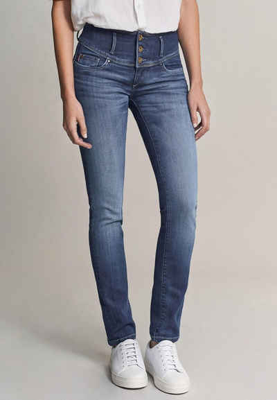 Salsa Slim-fit-Jeans »Mystery« Push Up, Premium Waschung