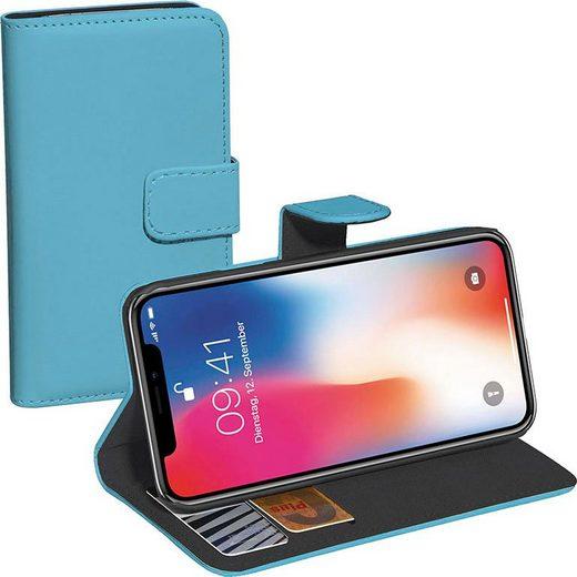 PEDEA Flip Case »Bookstyle für das Apple iPhone X/Xs« iPhone X/XS