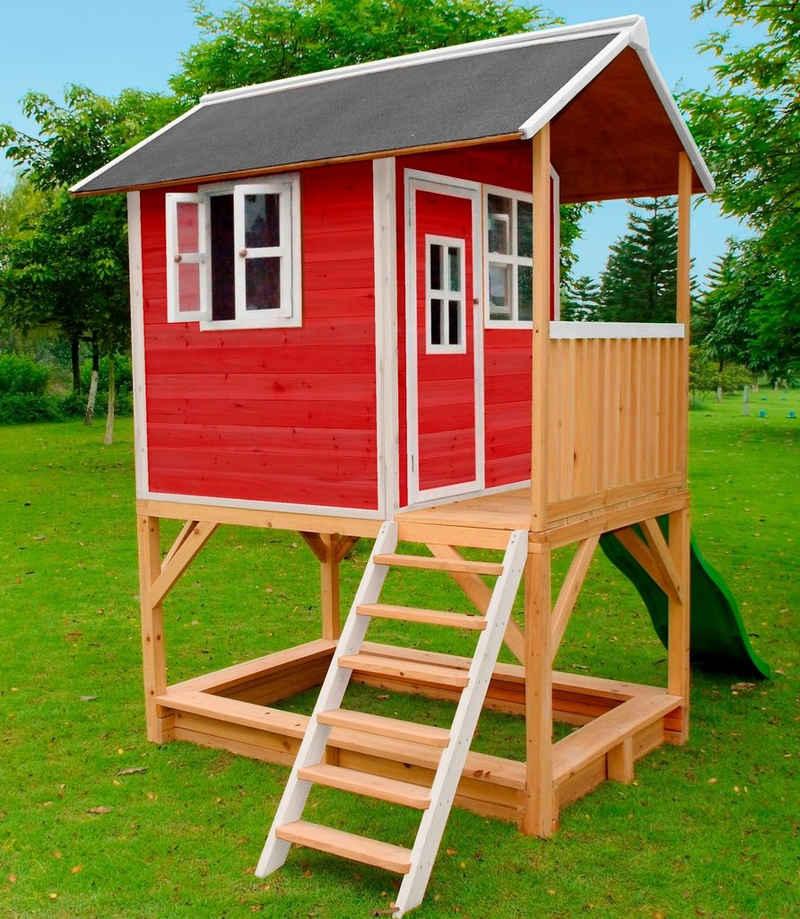 EXIT Spielturm »Loft 500«, BxTxH: 328x255x185 cm