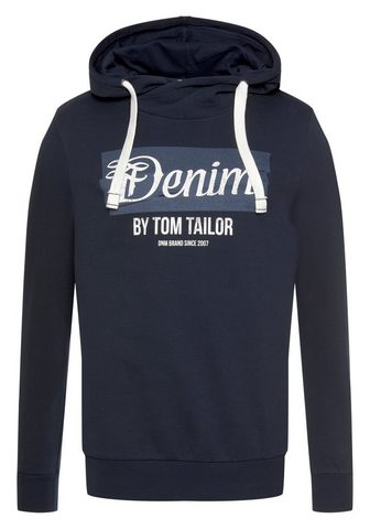TOM TAILOR Denim TOM TAILOR Džinsai Sportinis megztinis...