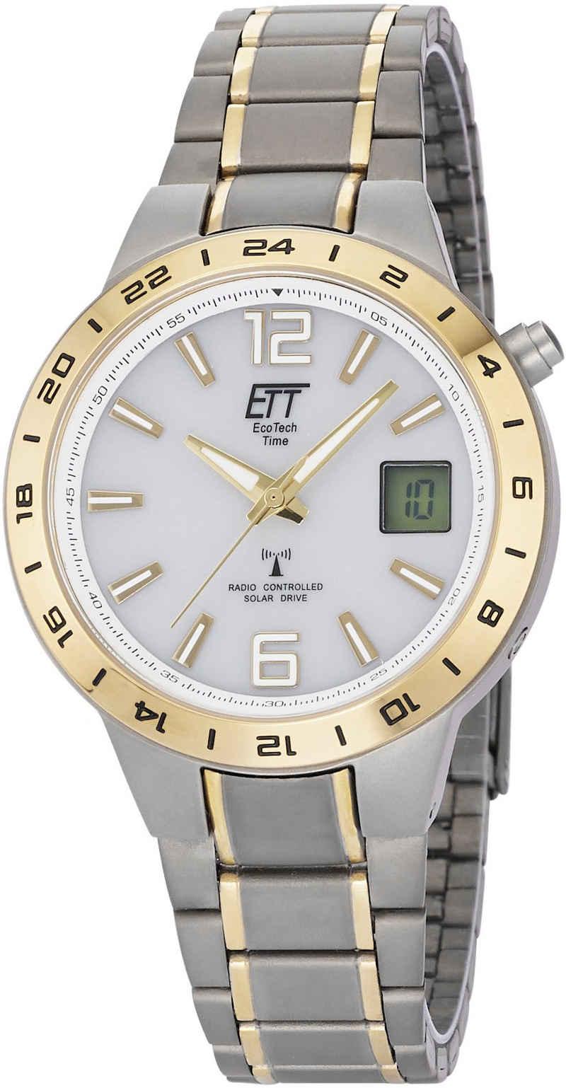 ETT Funkuhr »Basic Titan, EGT-11410-40M«