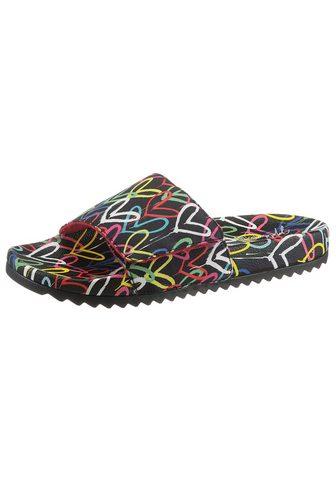 Skechers »POP UPS 2-LOVE & SUMMER« Pantolette s...