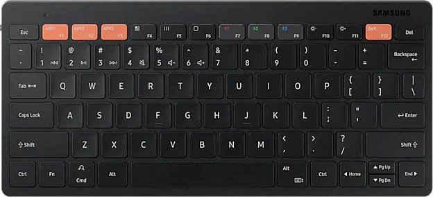 Samsung »Universal Smart Keyboard Trio 500 für Tabs« Tastatur