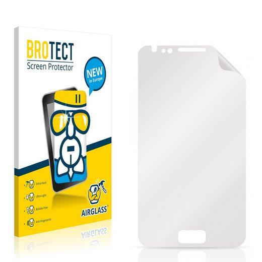 BROTECT Schutzfolie »Panzerglasfolie für Star N810 Mini Note«, Schutzglas Glasfolie klar