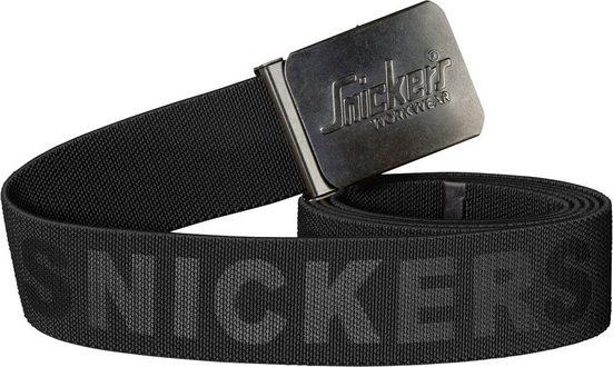 Snickers Workwear Synthetikgürtel Länge 120 cm
