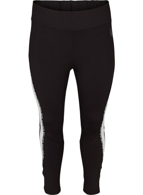 Hosen - Active by ZIZZI Trainingstights Große Größen Damen 7 8 Trainings Tights mit Print ›  - Onlineshop OTTO