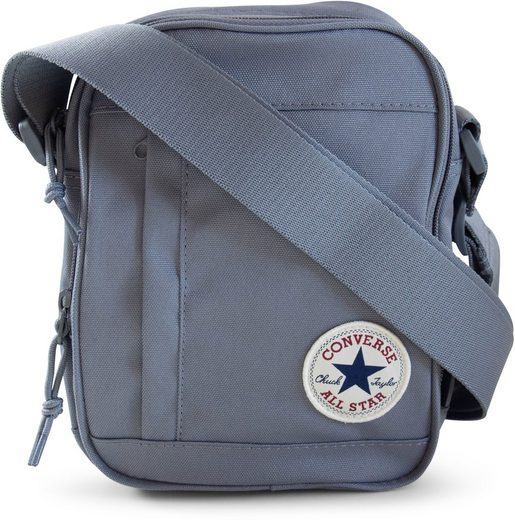 Converse Umhängetasche »Poly Cross Body, cool grey«