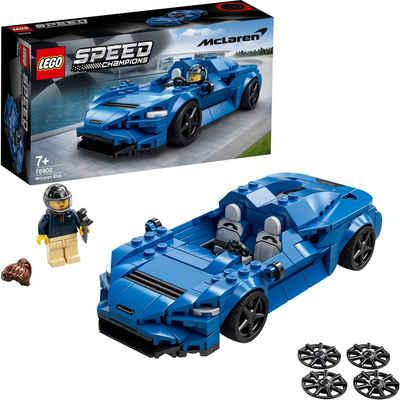 LEGO® Konstruktionsspielsteine »McLaren Elva (76902), LEGO® Speed Champions«, (263 St), Made in Europe