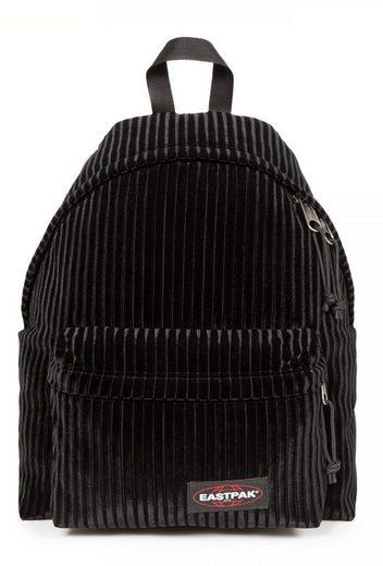 Eastpak Freizeitrucksack »PADDED PAK'R, Velvet Black«, enthält recyceltes Material (Global Recycled Standard)