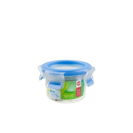 Emsa Frischhaltedose »Dose 3D Perfect Clean Clip Close«, Kunststoff, (1-tlg)