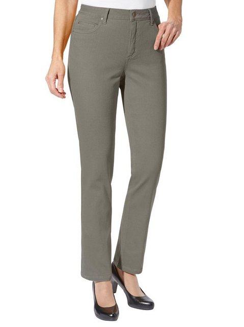 Hosen - Inspirationen Bequeme Jeans › grün  - Onlineshop OTTO