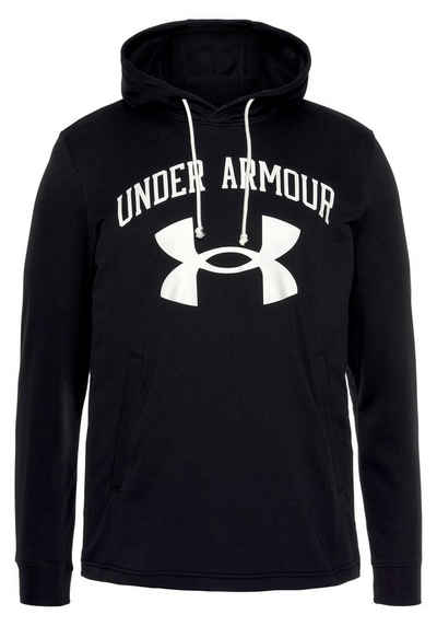 Under Armour® Kapuzensweatshirt »UA RIVAL TERRY BIG LOGO HD«