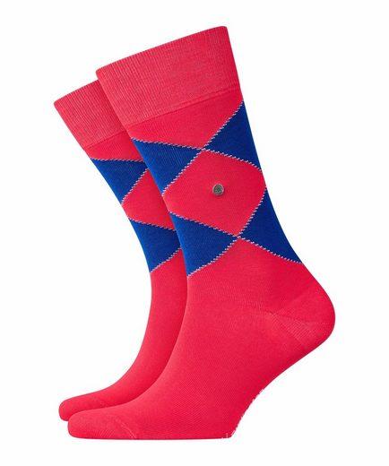 Burlington Socken »Organic« (1-Paar) mit nachhaltigem Garn