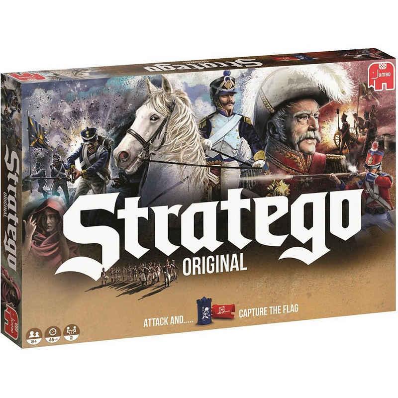 Jumbo Spiel, »Stratego Original NEUAUFLAGE«