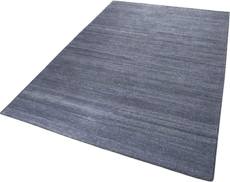 Teppich »Rainbow Kelim«, Esprit, rechteckig, Höhe 5 mm, Flachgewebe, Wohnzimmer