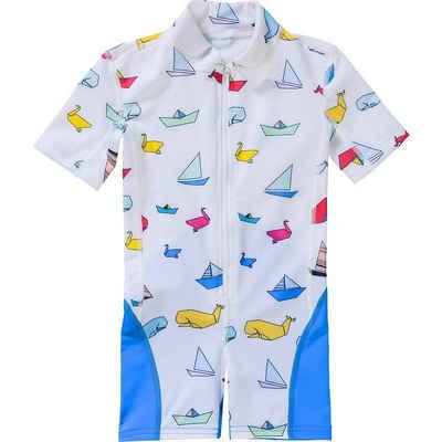 hyphen Badeanzug »Kinder Schwimmanzug mit UV-Schutz«