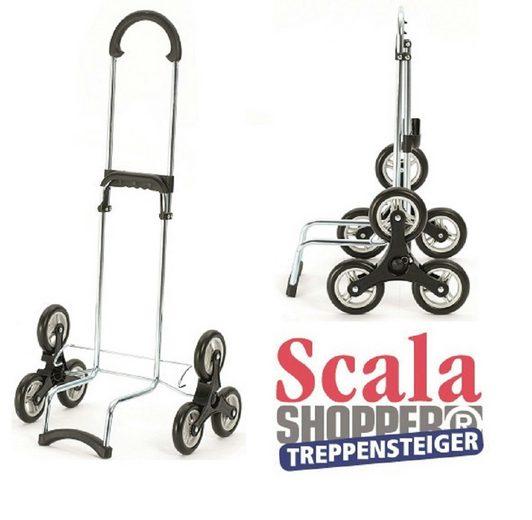Andersen Einkaufstrolley »Treppensteiger Scala Shopper Gestell ohne Tasche«