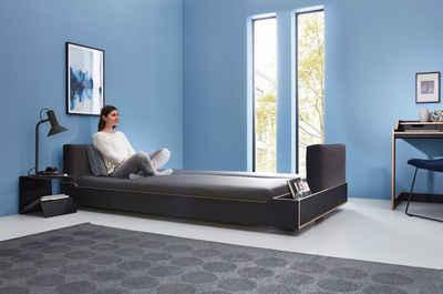 Müller SMALL LIVING Futonbett »MAUDE Bett«, Überlänge 210 cm