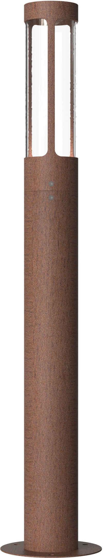 Nordlux Gartenleuchte »Helix«, Corten Stahl, IP 44