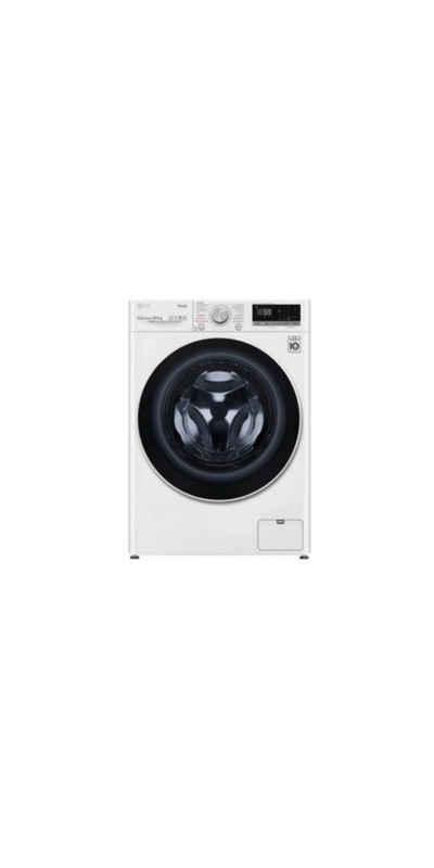 LG Waschmaschine V5105SE, 10,5 kg, 1400 U/min