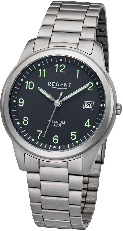 Regent Titanuhr »F1296 - 1197.90.97«