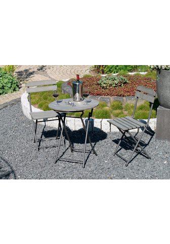Garden Pleasure Balkono baldų komplektas »Lugo«