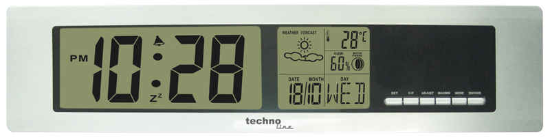 technoline »WS 9123« Wetterstation (mit Mondphasenanzeige)