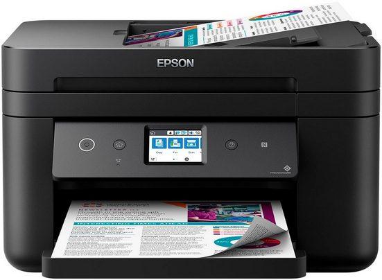 Epson WorkForce WF-2860DWF Multifunktionsdrucker, (WLAN (Wi-Fi), LAN (Ethernet)