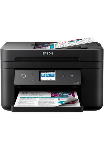 Epson WorkForce WF-2860DWF Multifunktionsdru...