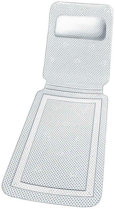 WENKO Wanneneinlage »Komfort«, B: 125 cm, L: 36 cm, 125 cm