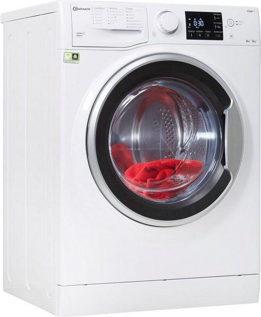 Bauknecht Waschtrockner WT Super Eco 8614