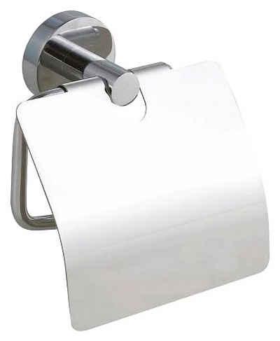 Nie wieder bohren Toilettenpapierhalter »Pro 020«, mit Deckel