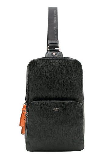 Braun Büffel Umhängetasche »NOVARA«, in der Trendfarbe Burnt Orange