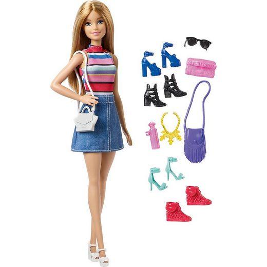 Mattel® Anziehpuppe »Barbie Puppe und Accessoires«