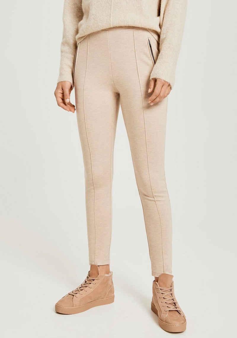 OPUS 7/8-Leggings »Ekaja« Taschen mit Zipper