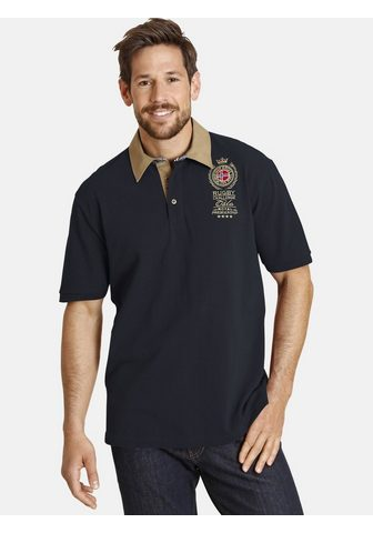 Jan Vanderstorm Polo marškinėliai »JOAKIM« su subtilus...