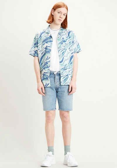 Levi's® Kurzarmhemd in markanter Optik
