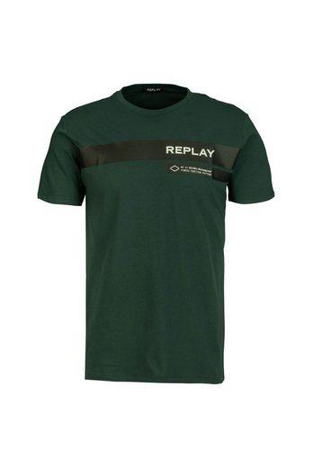 Replay T-Shirt »Jersey«