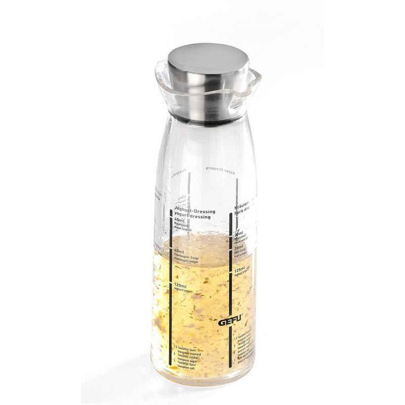 GEFU Dressing Shaker »Dressingshaker Mixo«, Kunststoff, (1-tlg), Shaker