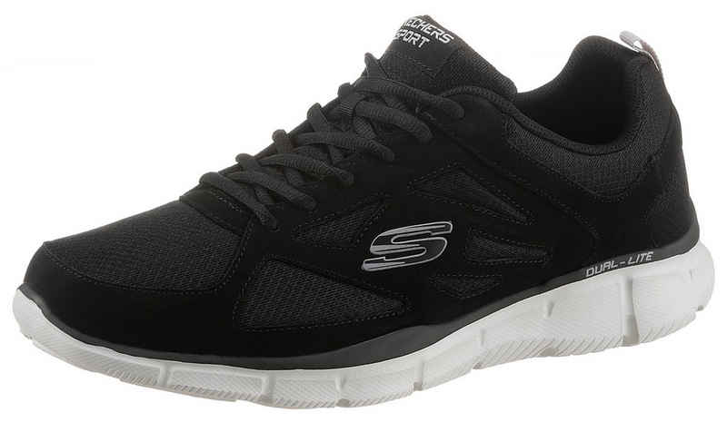 Skechers »EQUALIZER« Sneaker mit komfortabel gepolsterter Innensohle