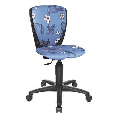 TOPSTAR Schreibtischstuhl »S'cool«, mit Muldensitz und Lordosenstütze