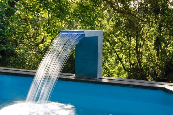 UBBINK Wasserfall »STRAIGHT LED«, BxTxH: 30x42x54 cm