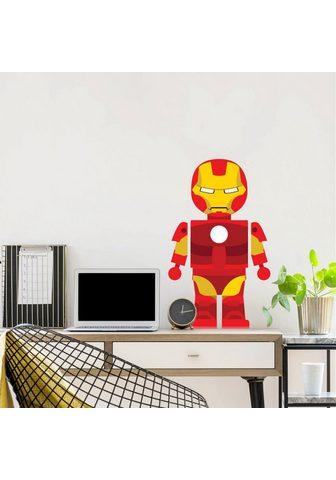 Wall-Art Wandtattoo »Spielfigur Iron Man Superh...