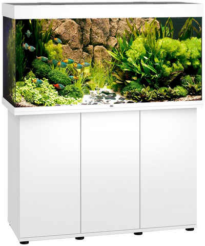 JUWEL AQUARIEN Aquarien-Set »Rio 350 LED«, BxTxH: 121x51x146 cm, 350 l, mit Unterschrank