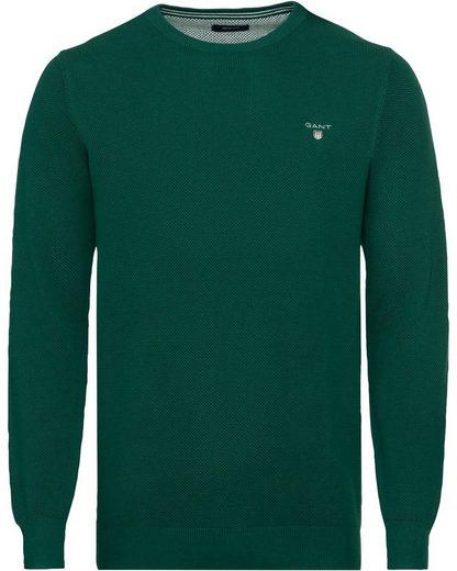 Gant Strickpullover »Piqué-Pullover«